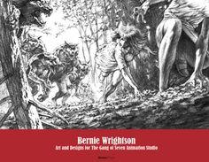 Bernie Wrightson Art Book