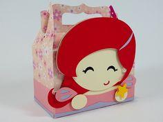 A Pequena Sereia saiu das profundezas de Atlântida e se transformou em Princesa Ariel para encantar a sua festinha. Festa Princesas Disney - Festa Princesa Ariel.