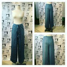 Nos hemos enamorado del pantalón tailandés de Miriam. Tenemos que enseñaros el vídeo de como se pone porque es muy curioso! #thai #trousers