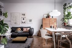 my scandinavian home: A lovely, relaxed Swedish home