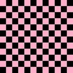 'Checkered Pink and Black ' by lornakay Pink And Black Wallpaper, Black Aesthetic Wallpaper, Aesthetic Backgrounds, Aesthetic Iphone Wallpaper, Pink Aesthetic, Aesthetic Wallpapers, Aesthetic Anime, Checker Wallpaper, Grid Wallpaper
