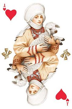 Vladislav Erko - playing cards-