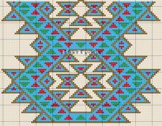 bead loom bracelet pattern