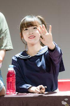 #ohmygirl #arin 150627 incheon fansign