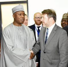 ikolo reports: We're determined to make Nigeria work - Saraki