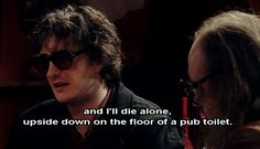 Black Books - Bernard