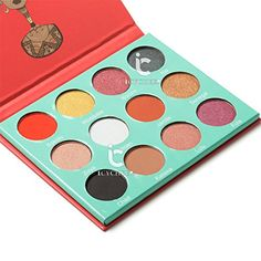 ICYCHEER Makeup Eyeshadow Palette 12 Colors Matte Shimmer Smoky Eye Shadow Palette Nude * You can find more details by visiting the image link. (This is an affiliate link and I receive a commission for the sales)