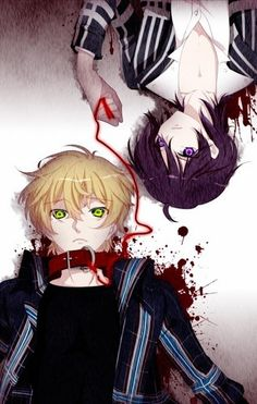 Shiki - horror-anime-manga Fan Art