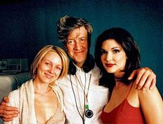 Naomi Watts, David Lynch, Laura Harring