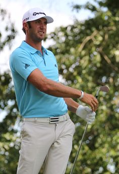 Dustin Johnson voted PGA TOUR Player of the Year