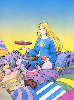 Moebius - Alice (1983)