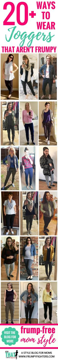 How to Wear Joggers Without Looking Frumpy (with Easy Style Rules and 20+ Outfit Ideas)