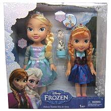 Frozen - Pack Elsa, Anna e Olaf