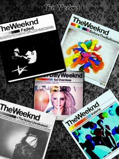 The Weeknd Mixtapes