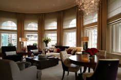 At the Langham London. Luxurious chic. Prime location. By Hotelied.