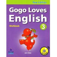 Gogo Loves English 3 Workbook New Edition