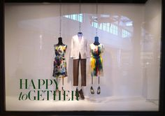 Store Windows : Fashion Store Window Displays - Fashion Industry Network