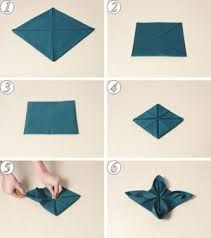 1000 images about table napkin on pinterest search - Tulpe falten ...