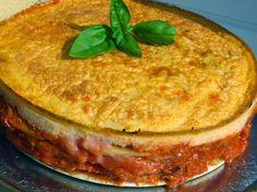 Lasaña fácil de patata y atún Ana Sevilla cocina tradicional - ➷♥*☆*♥➷