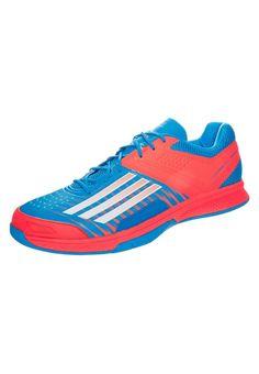 los angeles fc627 a44b4 adidas Performance ADIZERO COUNTERBLAST 7 - Handballschuh -  infraredrunning whitesolar blue -