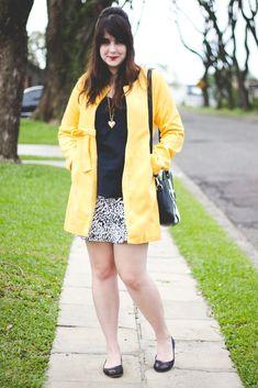Coordenar o comprimento do casaco com o das outras peças é uma sutileza que equilibra as proporções.   42 segredos de estilo que fazem toda a diferença no look