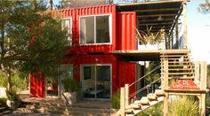 5 Hotéis e Pousadas em Container - Container Design Loft