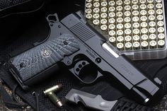 Wilson Combat Stealth 1911, a boy can dream right?