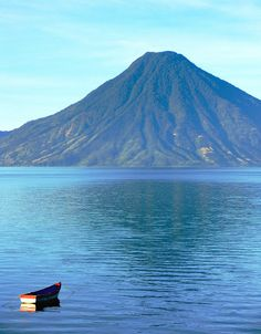 Lake Atitlan, Guatemala ~~ long winding drive but, if you are in the area~ its breath taking! Great Places, Places To See, Beautiful Places, Tikal, Places Around The World, Around The Worlds, Atitlan Guatemala, Countries In Central America, Guatemala City