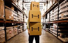 """A look at common mistakes entrepreneurs make with inventory, and how to fix them. """"BLUE DOT"""" system."""