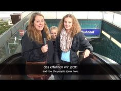 Easy German - Learning German from the Streets - YouTube