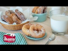Recetas Cocina mediterranea | Receta Rosquillas de Anís