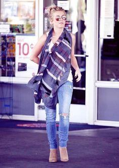 Julianne Hough street style