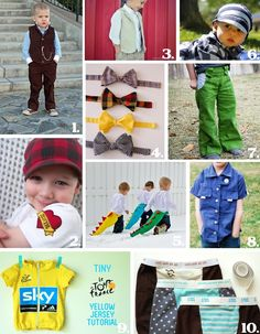 Me Sew Crazy: Sew Crazy Features - BOY Edition