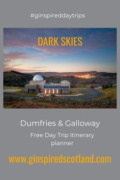 Visit Ginspired Scotland to see the latest in the series of day trips.