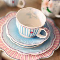 Lisbeth Dahl Tableware