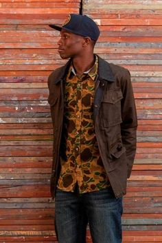 """Check out  """"OBEY CLOTHING -  Lookbook"""" Decalz @Lockerz.com"""