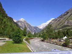 Mont-Blanc depuis Morgex