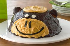 Monkeying-Around Cake recipe via kraftrecipes.com