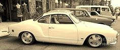 Vw Photograph - Old Days by Freeman