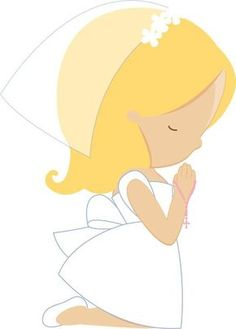 First Communion Images.Girl Praying Silhouette At GetDrawings This image s will help you for doing decorations, invitations, toppers, cards and anything you need for. First Communion Favors, Communion Invitations, First Holy Communion, Owl Classroom, Fairy Birthday Party, Foam Crafts, Kirchen, Scrapbook Albums, Cute Cartoon