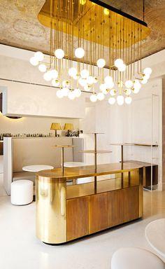 lighting options - kitchen example