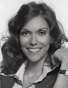 Karen Carpenter...voice of an angel.  Gone too soon.
