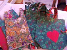 Little giftbags, xmas 2016