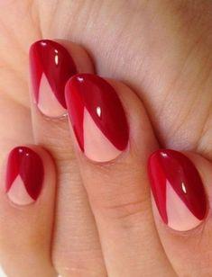 valentines-day-nails-5 89 Most Fabulous Valentine's Day Nail Art Designs #PedicureIdeas