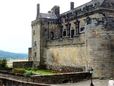 Another shot of Stirling Castle