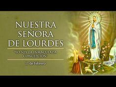 Santoral 11 de Febrero Nuestra Señora de Lourdes