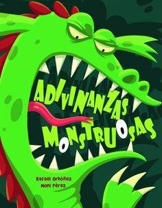 Adivinanzas monstruosas Short Stories, Libros