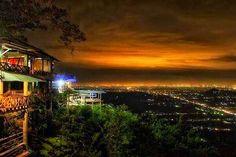 """Wisata Malam """"Bukit Bintang"""" Jogja   Wisata Jogja Istimewa"""