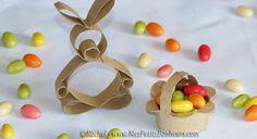 * * * The workshop ideas box * * *: DIY Easter Upcycle, Diy And Crafts, Pudding, Easter, Desserts, Workshop Ideas, Images, Craft, Paper Basket