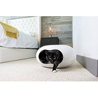 Cheap IMK9 Cave Cat Bed with Plush Washable Cushion sale